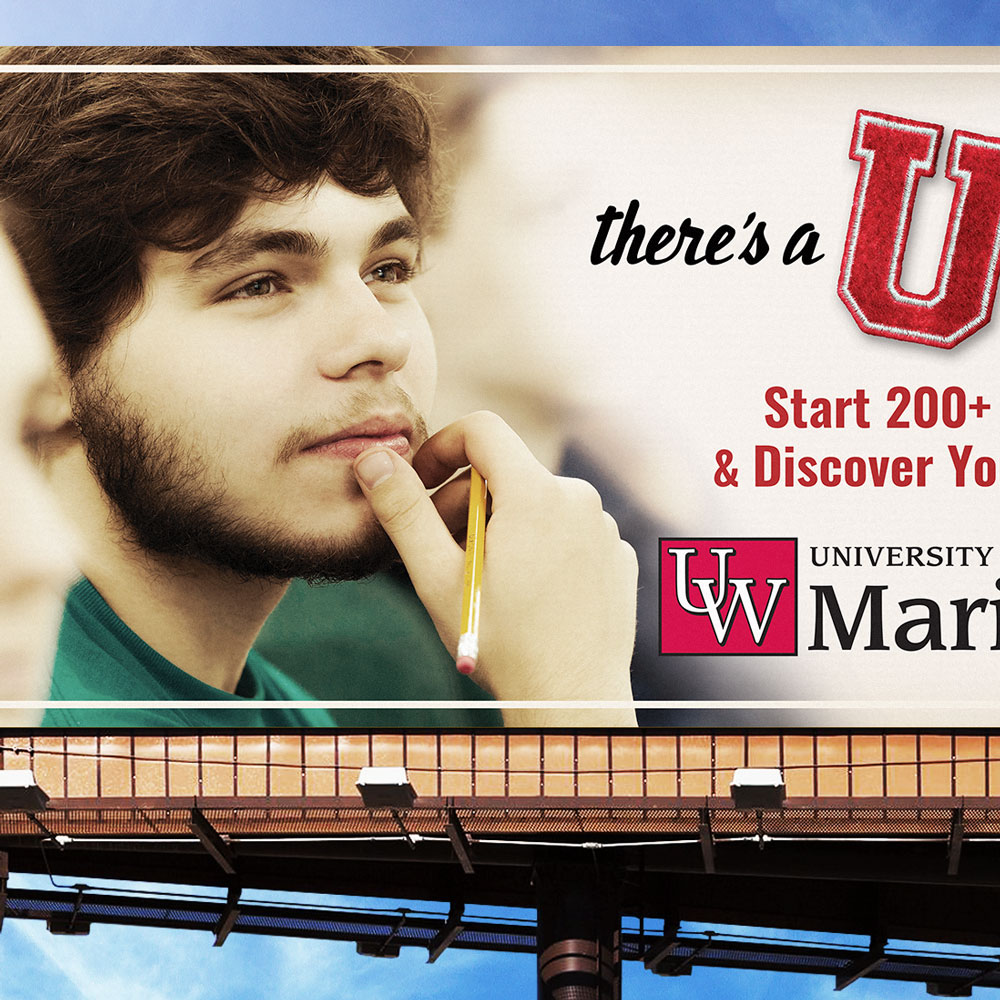 UW Colleges 2017 Spring Awareness Campaign Featured