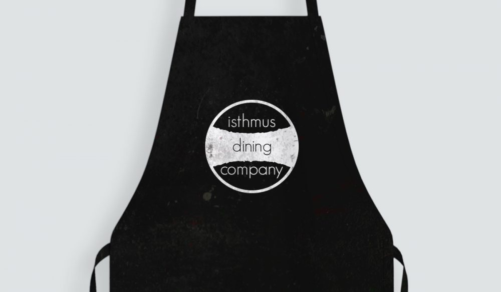 Isthmus Dining Company Apron