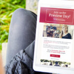UW Colleges Spring Campus Previews Email