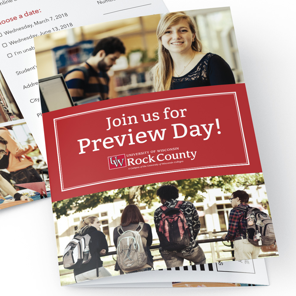 UW Colleges Spring Campus Previews